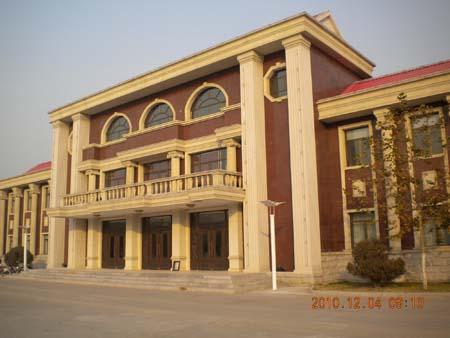武警81师剧场